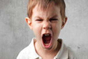 孩子突然变得爱发脾气 该如何应对?