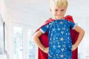 这些秘诀帮你养出内心强大的孩子