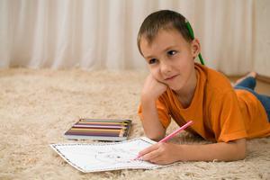 家装地毯可能让孩子变得好斗