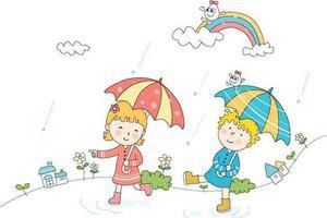 雷雨天气下 孩子该注意的安全事项有哪些?