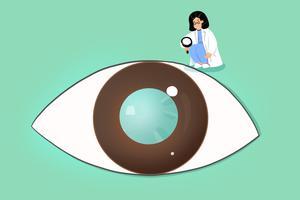 这种常见眼病从婴儿到老人都会得 你了解它吗?