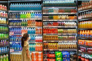 """每5個中小學生就有1個""""小胖墩"""" 含糖乳飲料是""""元兇""""之一"""