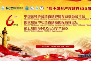 8月27~29日 | 第六届中国医师协会结直肠肿瘤专业委员会年会