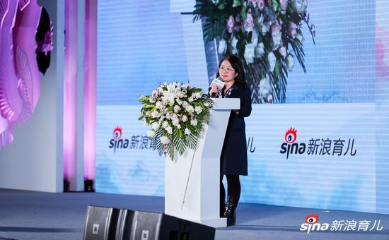 全国妇联宣传部副部长綦淑娟