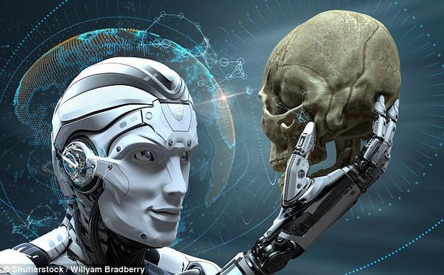 或许人工智能机器人还会发生一些更可怕的事情,很可能它们会反抗人类,或许企图摧毁人类文明?如果是这样的话,它们代表了进化高潮顶点。