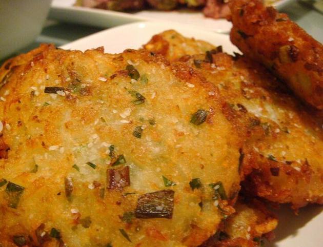 土豆饼也可能含有糖苷生物碱