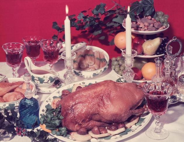 事实上,不仅仅是节日美食,我们每天吃的食物中也可能含有不少有毒成分。