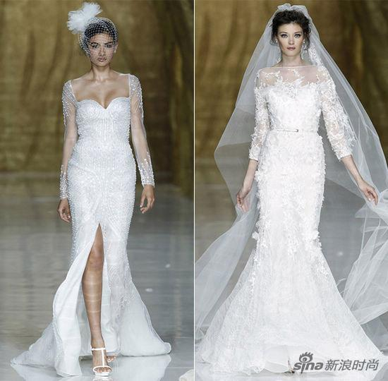 Pronovias 2013婚紗作品