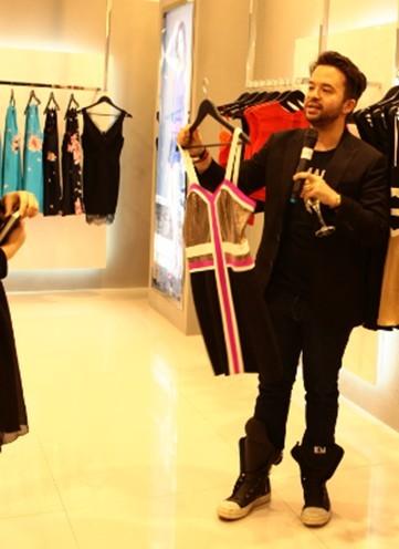 时尚品牌IstaStyle 在华首店在上海芮欧百货开业