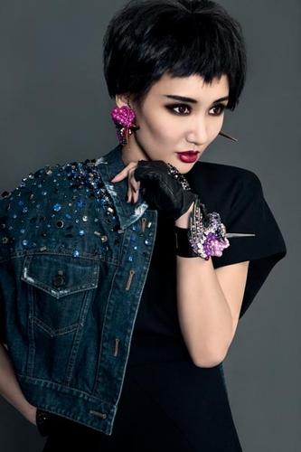 【新珠宝】炫酷又美丽 华丽朋克系珠宝实用搭配