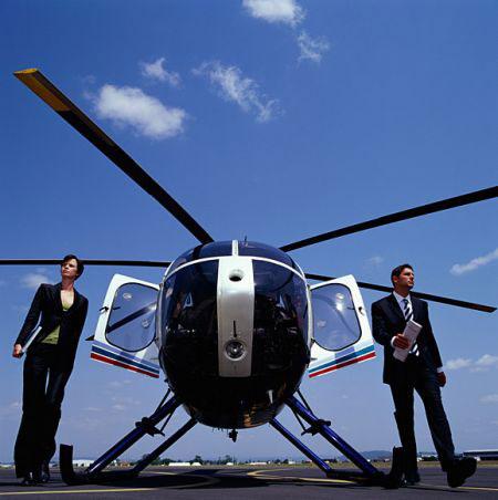私人直升机时代不再遥远