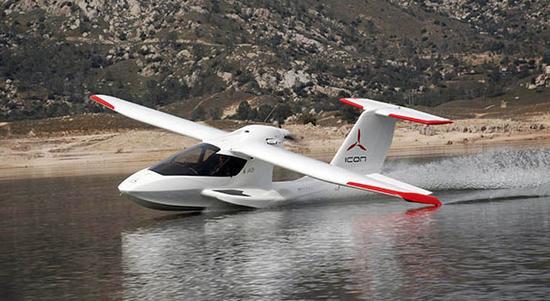 ICON A5私人飞机