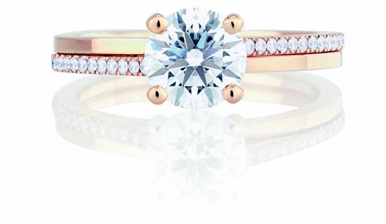 【新珠宝】戴比尔斯钻石珠宝 母亲节温馨献礼