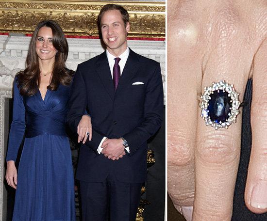 【新珠宝】凯特王妃订婚戒指升值 比女王高3倍