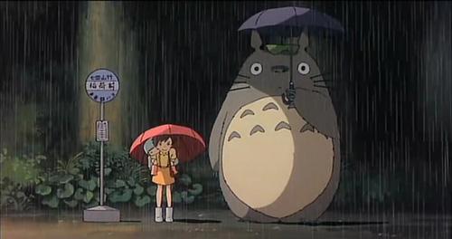 宫崎骏经典动漫电影:龙猫