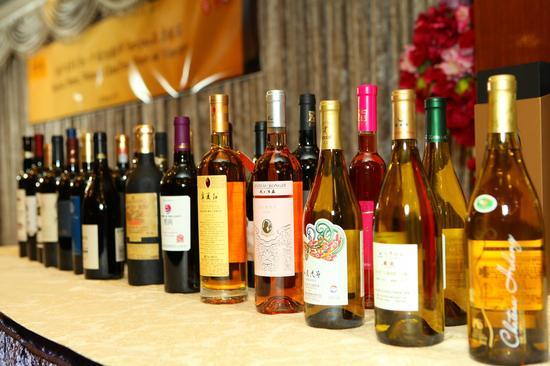 一场中国葡萄酒的盛宴