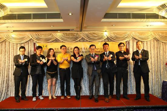 2013年DSW挑战赛决赛部分评委的亮相
