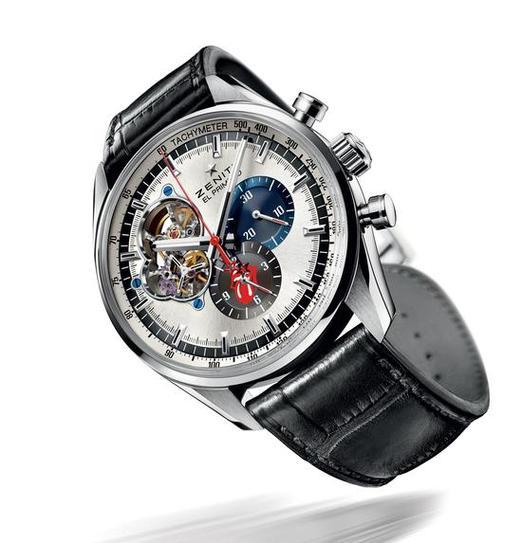 【新时尚】真力时联手滚石乐队推出新款腕表