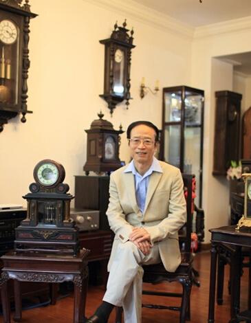 """【新时尚】古董钟:钟表界的""""老前辈"""""""
