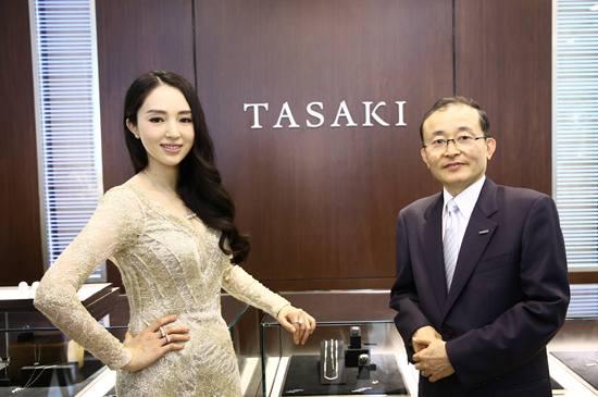 【新珠宝】炫目璀璨永生闪耀 TASAKI塔思琦钻石品鉴会