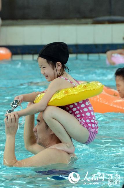 """南昌未来天气关键词仍是""""热"""" 最高温将达38℃"""
