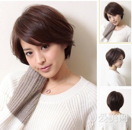 接下来的短发造型一定适合各种女生,将喜爱短发的你打造出满分的短发图片