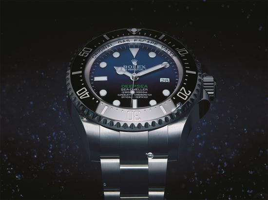 【新时尚】劳力士新款DEEPSEA纪念与卡梅隆的深潜之旅