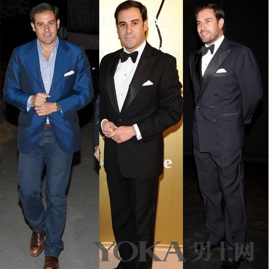 【新时尚】全球10大最佳着装男士的腕表选择