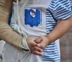 4岁儿童疑被老师扭断右手