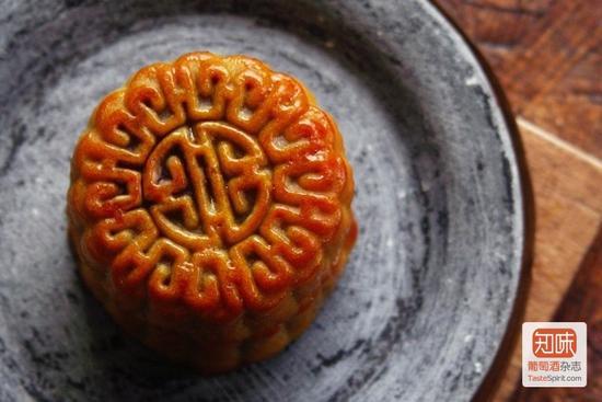 五仁月饼来源以及原料