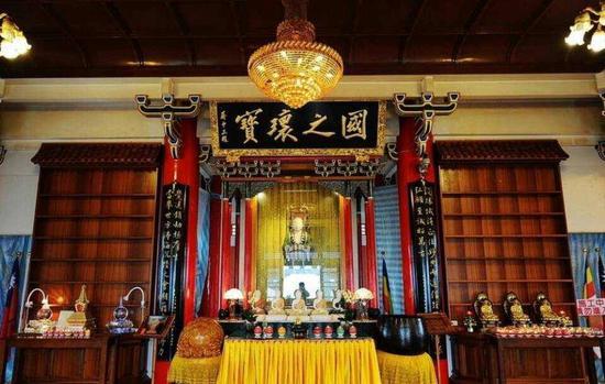 寺院导览:台湾日月潭玄奘寺(图)神道1.8攻略游戏图片