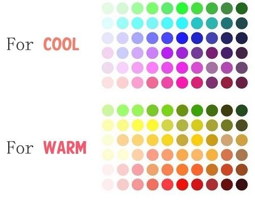 色调-粉底选色号学问多 冷暖需自知