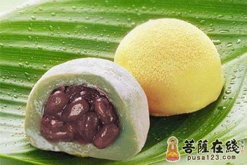 素食推荐:台湾麻薯