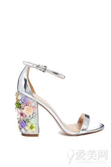 10款超美婚鞋推荐 为你的幸福加分