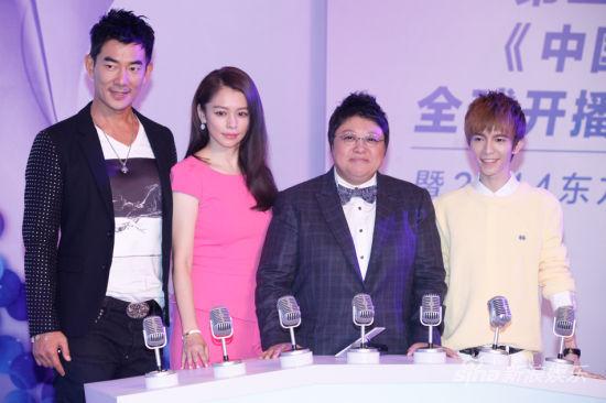 《中国梦之声》第二季导师揭幕