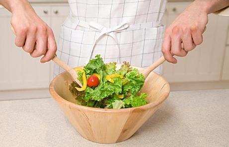 蔬菜含有丰富纤维素