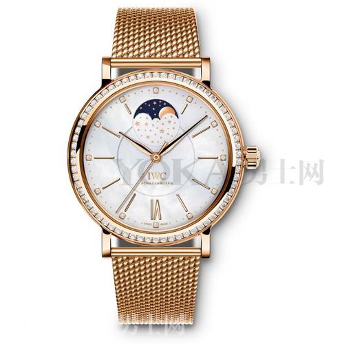 【新时尚】潮爆的暖金腕表 引领秋冬新风潮