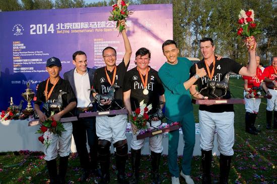【新时尚】Piaget荣任第六届北京国际马球公开赛官方计时器