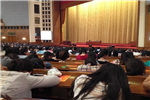 92岁院士站着做报告 学生们趴着打瞌睡