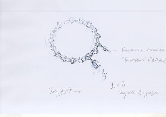 孙红雷手链手绘图
