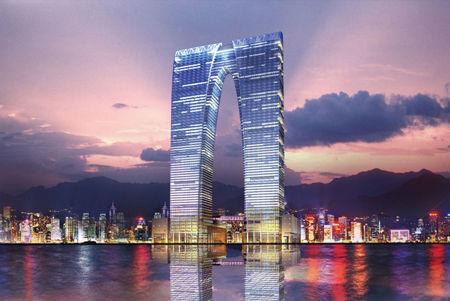 奇怪建筑不断涌现成权势地标 领导系总规划师