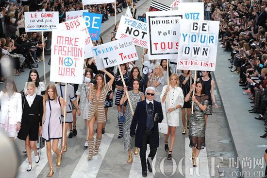 Chanel's Feminism
