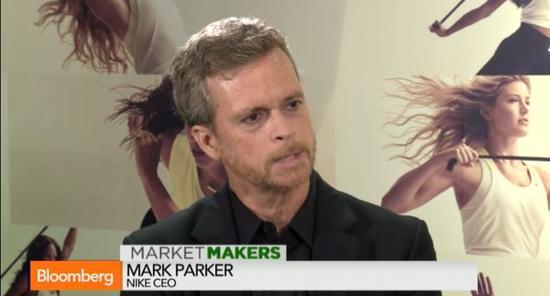 耐克CEO马克·帕克