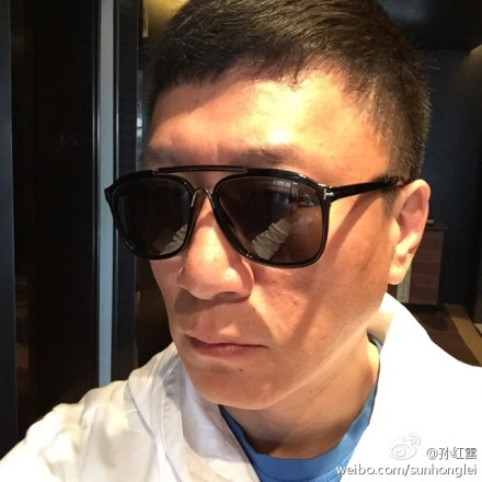 孙红雷婚后变自恋大叔 自夸太帅不好(图)