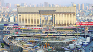 杭州城站将进行15年来最大一次改造 预计春运前完工