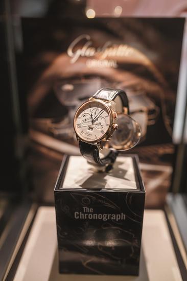 【新时尚】格拉苏蒂原创庆祝全新计时码表隆重发布