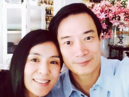 杨采妮结婚一周年