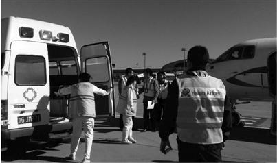病人包机   需要什么样的流程   杭州姑娘小李在韩国遭遇车祸重伤