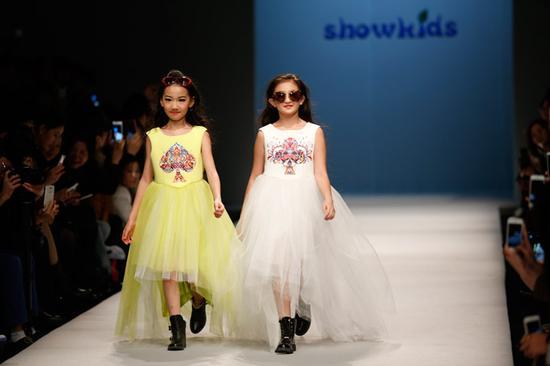 showkids2014年度中国少儿模特大奖颁奖公告