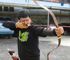 宁波城管成射箭世界冠军